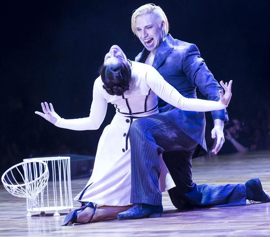 campeones mundial de tango