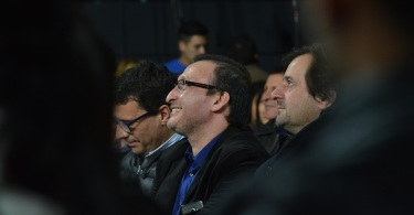 En el DirecTV Arena se realizó el acto de la presentación oficial de la lista de precandidatos a concejales y consejeros escolares de Unidad Ciudadana de Malvinas Argentinas.