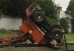 foto maquinaria tren
