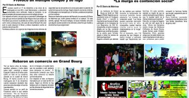 3° edición en papel de El Diario de Malvinas