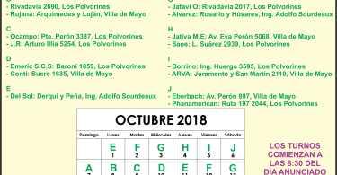 Farmacias de turno: Ing. Adolfo Sourdeaux - Los Polvorines - Villa de Mayo