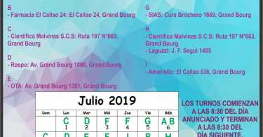 Mes de julio: Grand Bourg