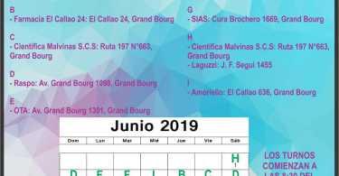 Mes de junio: Grand Bourg