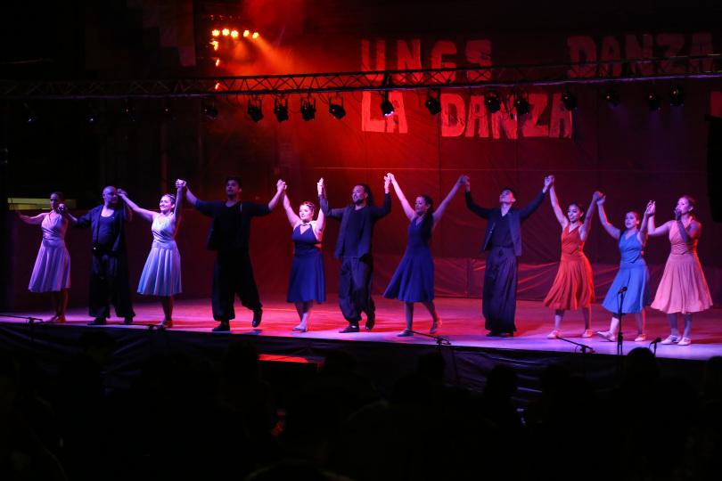 La UNGS Danza-29