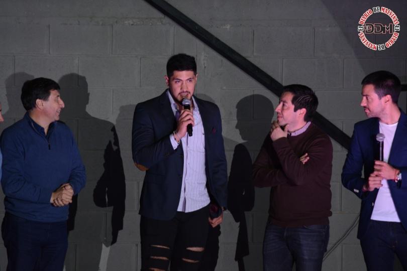 Inauguración polideportivo Los Polvorines
