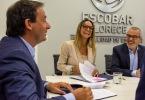 Malena Galmarini visitó Escobar (1)