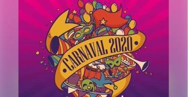logo carnaval 2020 municipio
