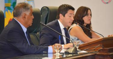 Apertura de sesiones en el HCD Malvinas