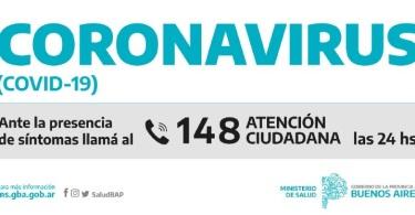numero telefono atencion 148